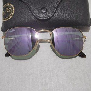 Ray-Ban 3548 51mm Purple Lenses